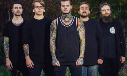 """SIGNS OF THE SWARM Releases Official Music Video for """"Crown Of Nails"""""""