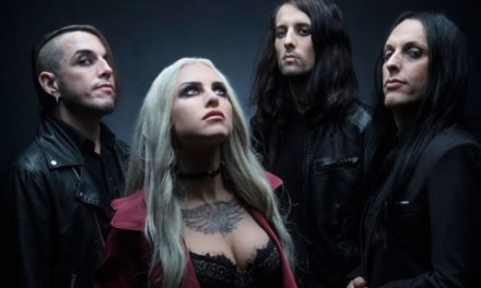 """STITCHED UP HEART Releases Official Lyric Video for """"Warrior"""""""