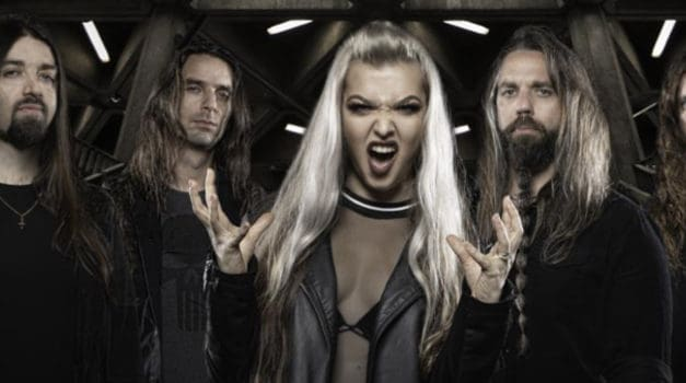 """THE AGONIST Releases Official Music Video for """"As One We Survive"""""""
