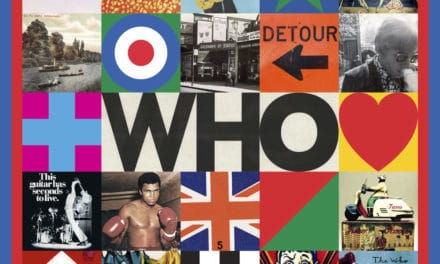 "THE WHO Releases New Song, ""Ball and Chain"""