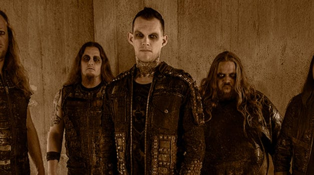 """CARNIFEX Releases Official Music Video for """"Visions Of The End"""""""