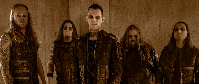 "CARNIFEX Releases Official Music Video for ""Visions Of The End"""