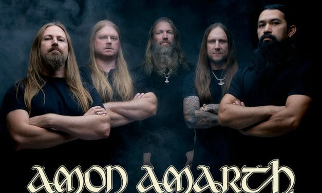 """AMON AMARTH Releases Official Music Video for """"Sheild Wall"""""""