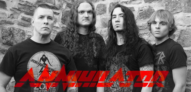 """ANNIHILATOR Releases Official Lyric Video for """"I am Warfare"""""""