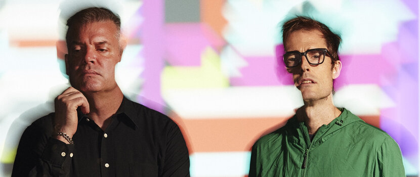 "BATTLES Releases New Songs, ""A Loop So Nice…""/""They Played It Twice"""