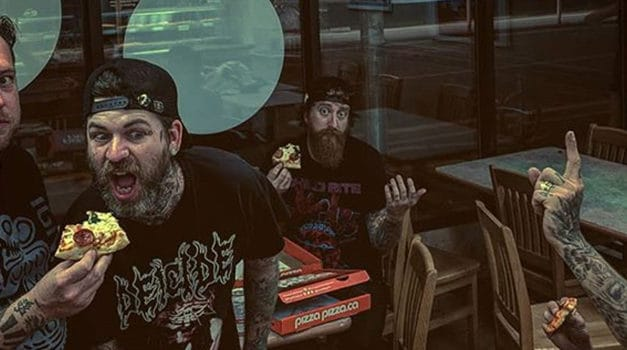 """BLACK TUSK Releases New Song, """"Gallows Hill"""""""