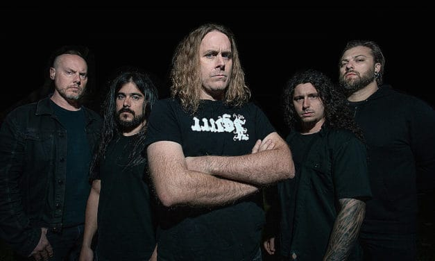 "CATTLE DECAPITATION Releases New Song, ""Bring Back the Plague"""