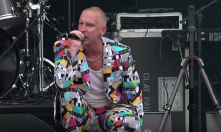 """CLAWFINGER Releases Official Music Video for """"Tear You Down"""""""