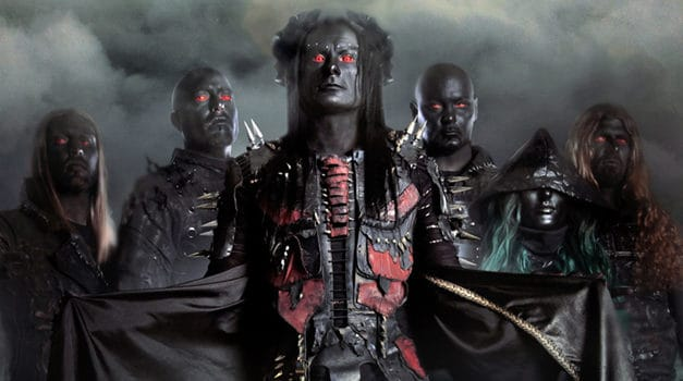 """CRADLE OF FILTH Released Re-Mixed and Remastered Version of """"Lustmord and Wargasm"""""""