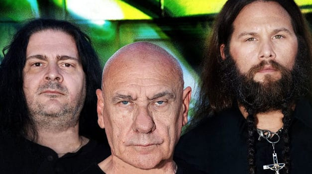 "DAY OF ERRORS featuring BLACK SABBATH's BILL WARD Releases New Song, ""Ghost Train"""