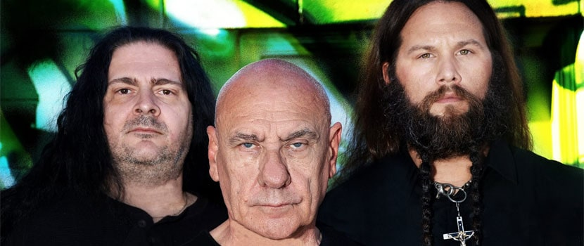 """DAY OF ERRORS featuring BLACK SABBATH's BILL WARD Releases New Song, """"Ghost Train"""""""