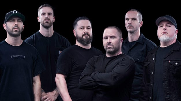 "DESPISED ICON Releases Official Music Video for ""Snake In The Grass"""