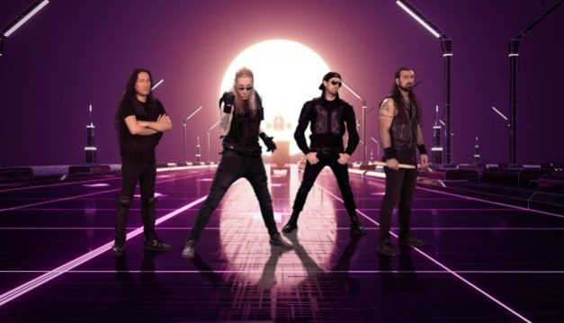 "DRAGONFORCE Releases Cover of Celine Dion's ""My Heart Will Go On"""