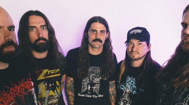 """GATECREEPER Releases Official Music Video for """"From The Ashes"""""""