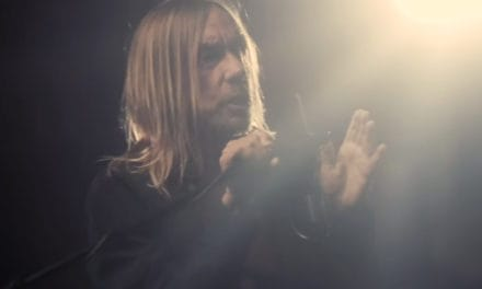 "IGGY POP Releases Official Music Video for ""Love Missing"""