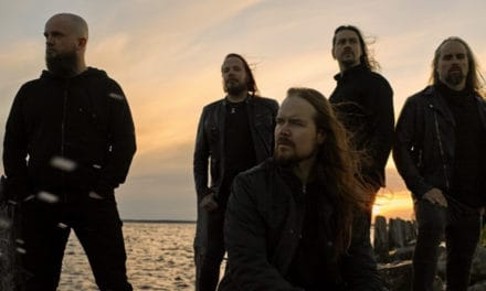 """INSOMNIUM Releases Official Lyric Video for """"Pale Moon Star"""""""