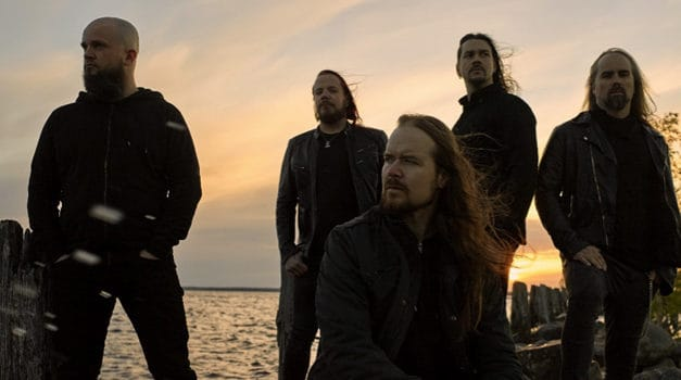 "INSOMNIUM Releases Official Lyric Video for ""Pale Moon Star"""