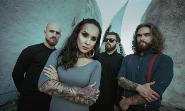 "JINJER Releases Official Music Video for ""On The Top"""