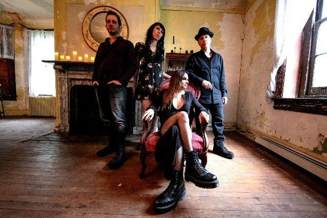 "LIFE OF AGONY Releases Official Music Video for ""Black Heart"""