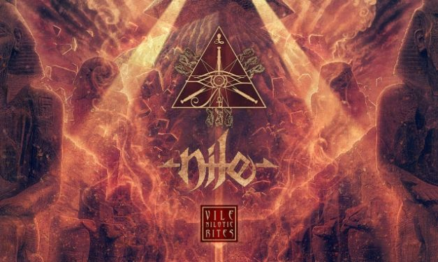"""NILE Releases Official Lyric Video for """"Vile Nilotic Rites"""""""