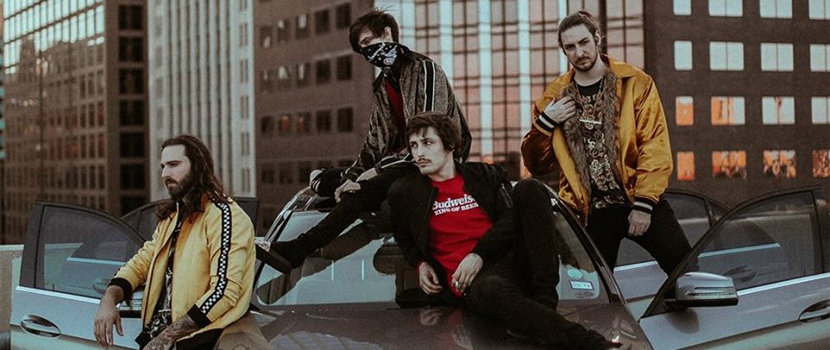 """POLYPHIA Releases Official Cover of 9MM PARABELLUM BULLET's Song, """"Inferno"""""""