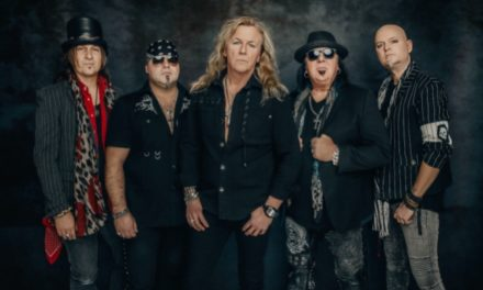 "PRETTY MAIDS Releases New Song, ""Firesoul Fly"""