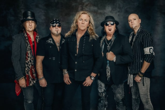"""PRETTY MAIDS Releases New Song, """"Firesoul Fly"""""""
