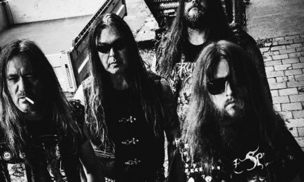 """SODOM Releases Official Lyric Video for """"Down On Your Knees"""""""