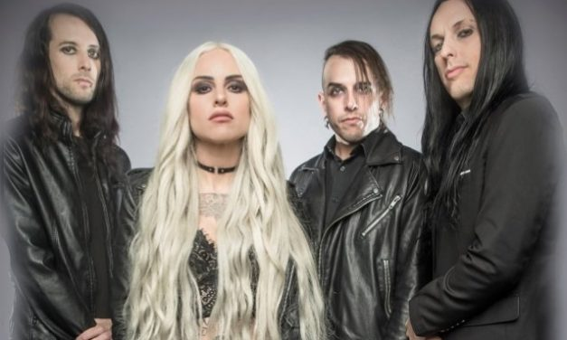"STITCHED UP HEART Releases Official Lyric Video for ""Crooked Halo"""