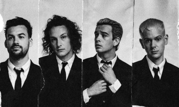 "THE 1975 Releases New Song, ""Frail State Of Mind"""