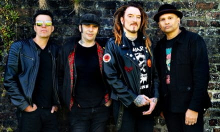 "THE WILDHEARTS Releases Official Lyric Video for ""Diagnosis"""