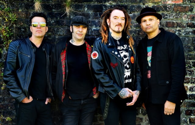 """THE WILDHEARTS Releases Official Lyric Video for """"Diagnosis"""""""