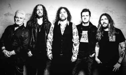 "TYGERS OF PAN TANG Releases Official Music Video for ""White Lines"""