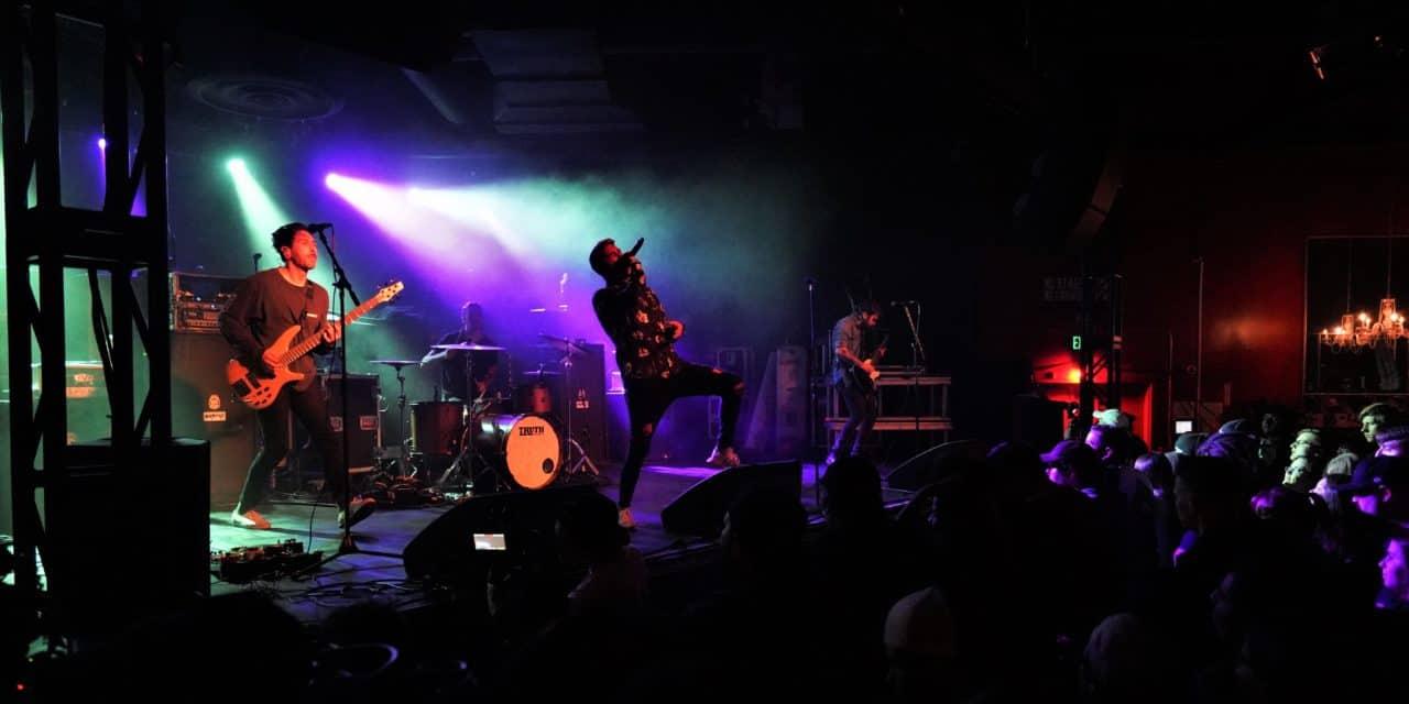 Dayseeker Live @ Ace of Spades in Sacramento