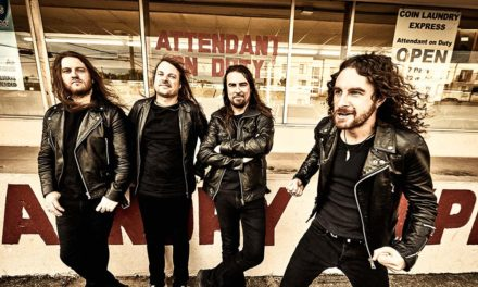 """AIRBOURNE Releases Official Music Video for """"Backseat Boogie"""""""