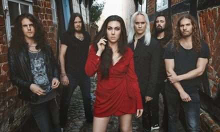 """AMARANTHE Releases Official Music Video for """"GG6"""""""