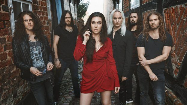 "AMARANTHE Releases Official Music Video for ""GG6"""