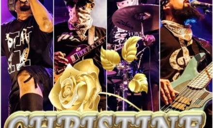 """COOZABLACK & SIN CITY Releases New Song, """"Christine"""""""