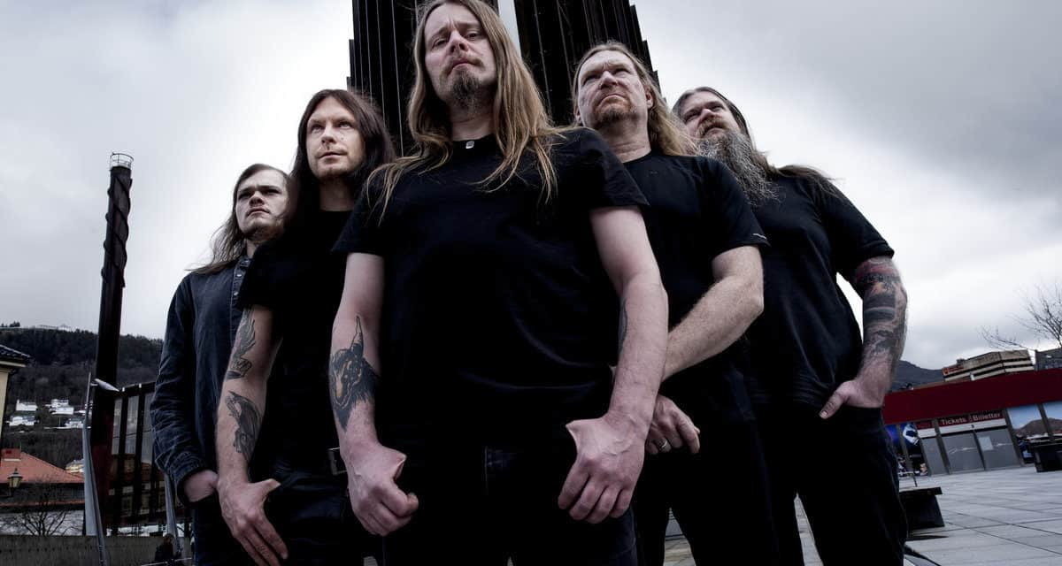 """ENSLAVED Releases Official Music Video for Cover of ROYKSOPP's, """"What Else Is There?"""""""