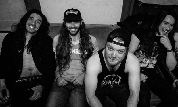 """HELL FIRE Releases New Song, """"Victims"""""""
