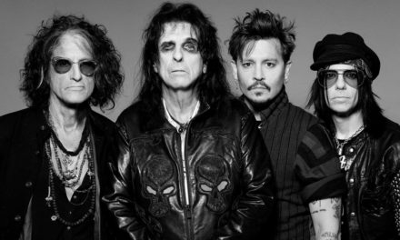 "HOLLYWOOD VAMPIRES Release Official Music Video for ""I Want My Now"""