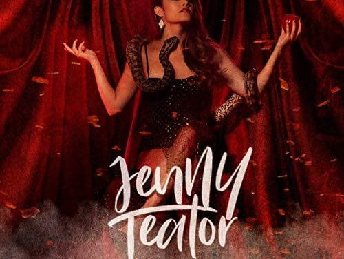 "JENNY TEATOR Releases Official Music Video for ""Daughter of the Devil"""
