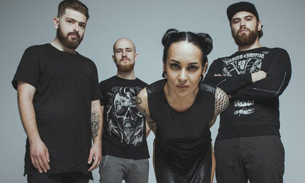 "JINJER Releases Official Music Video for ""Pit Of Consciousness"""