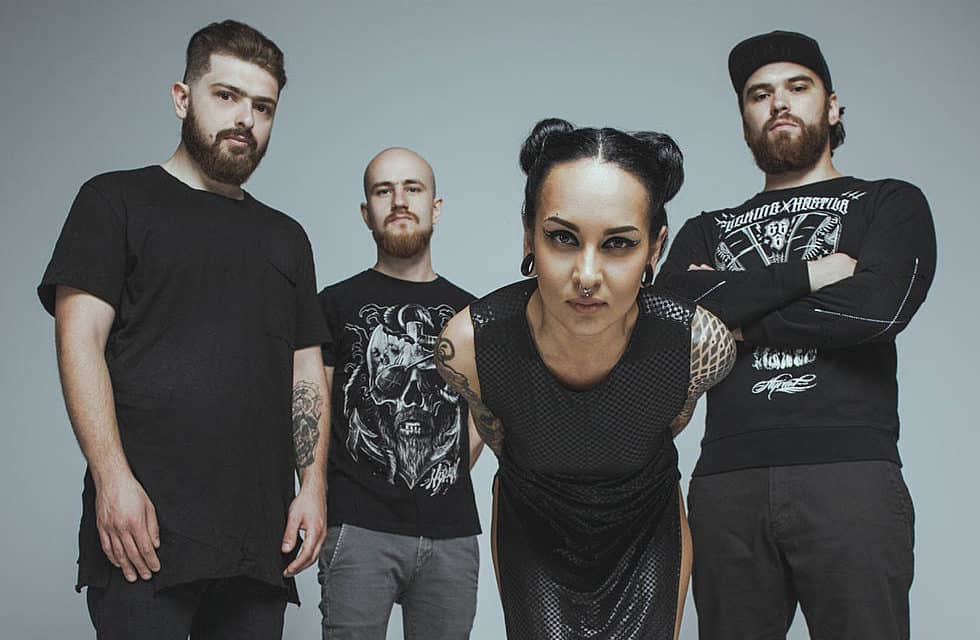 """JINJER Releases Official Music Video for """"Pit Of Consciousness"""""""