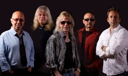 "MAGNUM Releases Official Lyric Video for ""Not Forgiven"""