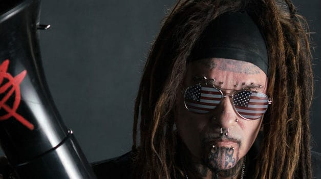 "MINISTRY Releases Acoustic Version of ""(Everyday Is) Halloween"" featuring Dave Navarro"