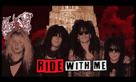 """MOTLEY CRUE Releases Official Lyric Video for """"Ride With The Devil"""""""