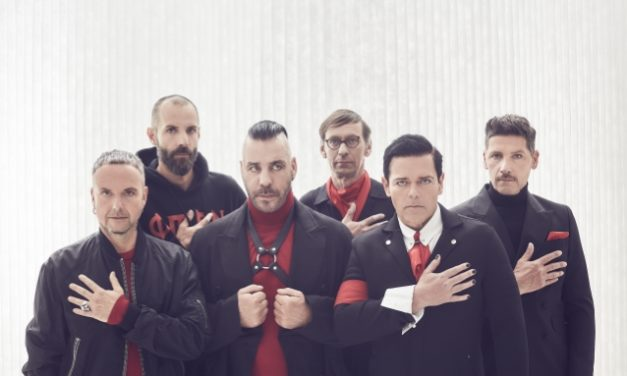 "RAMMSTEIN Releases Official Music Video for ""Ausländer"""
