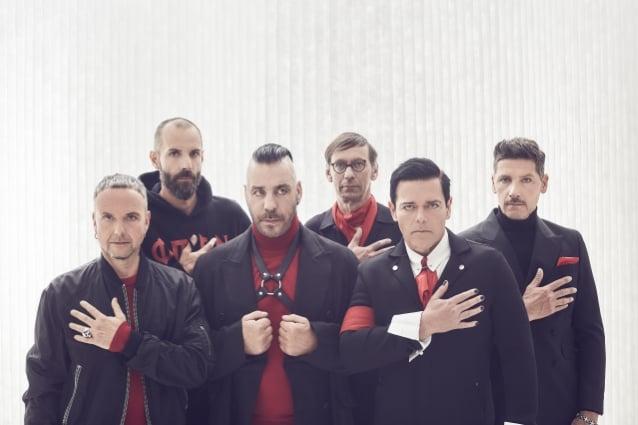 """RAMMSTEIN Releases Official Music Video for """"Ausländer"""""""