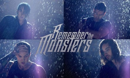 "REMEMBER THE MONSTERS Releases New Song ""Close Encounters"""